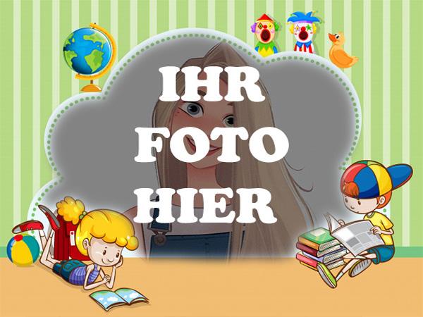 Lernzeit Kinder Bilderrahmen - Lernzeit Kinder Bilderrahmen