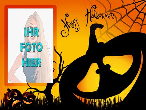 Beaengstigend vor Entsetzen Halloween kostenlose Bilderrahmen - Beängstigend vor Entsetzen Halloween kostenlose Bilderrahmen