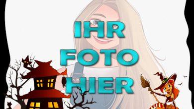 Erschreckende Angst Halloween Fotofreie Rahmen 390x220 - Erschreckende Angst Halloween Fotofreie Rahmen