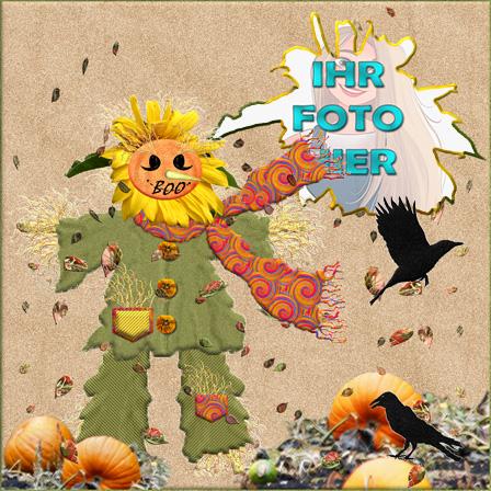 Es ist Horror Halloween digitaler Fotorahmen - Es ist Horror Halloween digitaler Fotorahmen