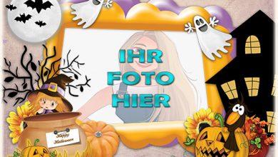Es provoziert Angst Halloween Fotorahmen 390x220 - Es provoziert Angst Halloween Fotorahmen