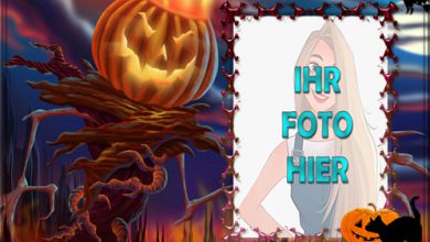 Funken Horror Halloween Rahmen fuer Foto 390x220 - Funken Horror Halloween Rahmen für Foto