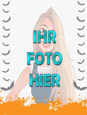 Halloween Foto PNG Fotorahmen - Halloween Foto-PNG-Fotorahmen