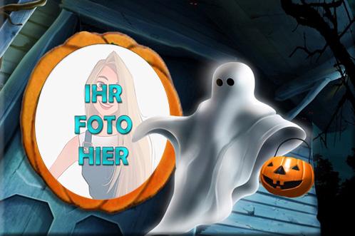 Unheimlich Halloween Bilderrahmen - Unheimlich Halloween Bilderrahmen