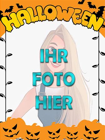 die Angst Halloween Bilderrahmen - die Angst Halloween Bilderrahmen